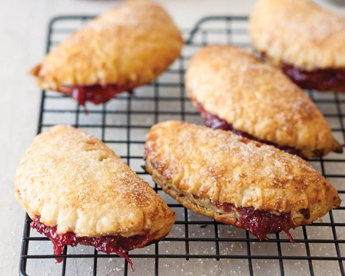 Roasted Strawberry Hand Pies Bake From Scratch