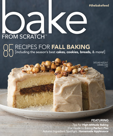 Bake from scratch september october 2017 bake from scratch for October recipes