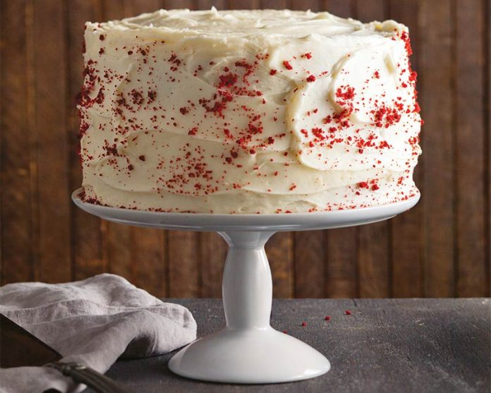 OldFashioned Red Velvet Cake Bake from Scratch