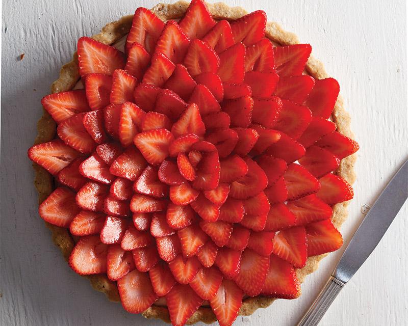 Última Viva: Assar com frutas de verão 5