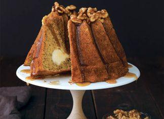Chai Butternut Squash Bundt Cake