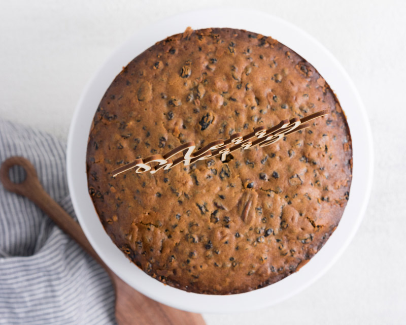 Cloudy Kitchen's Heirloom Christmas Cake