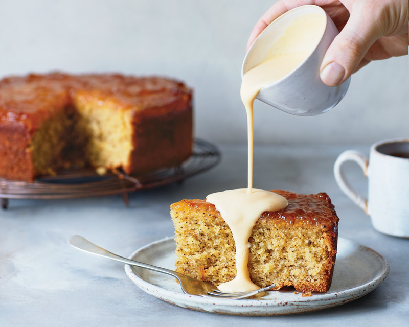 Marmalade Pudding