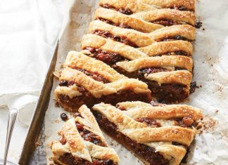 Mincemeat Braid
