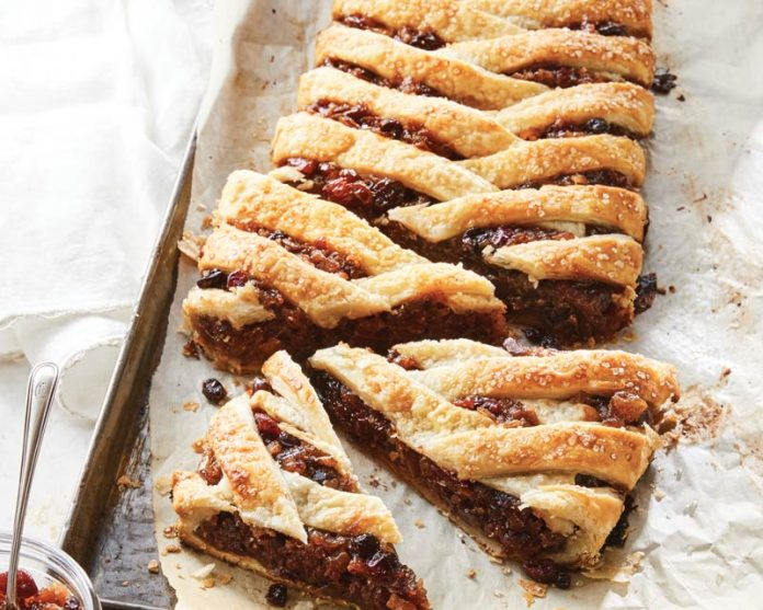 Mincemeat Braid Bake From Scratch