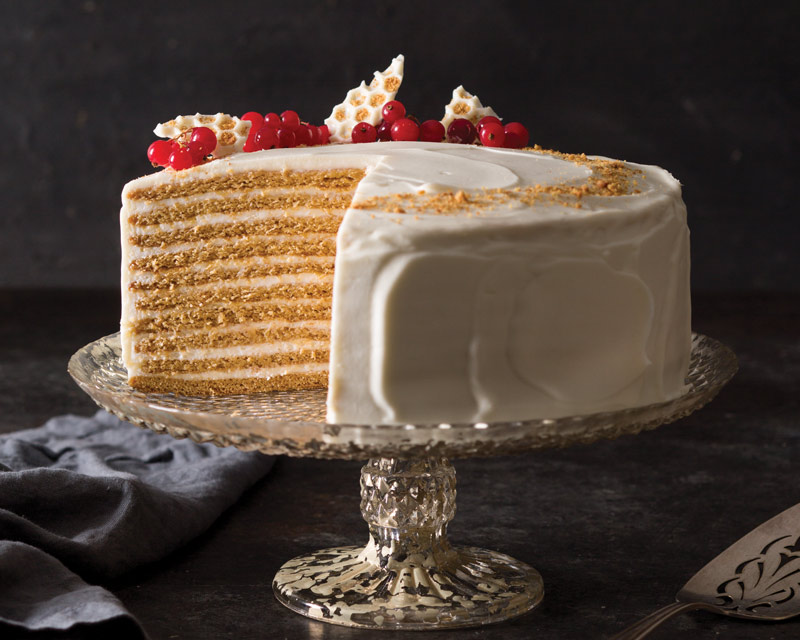 Quick Layer Cake Recipes From Scratch