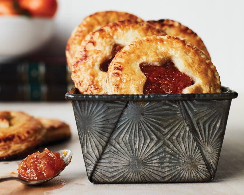 Satsuma Marmalade Hand Pies
