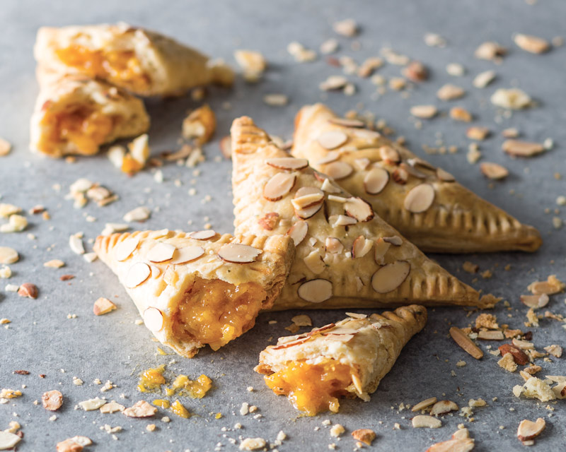 Apricot-Almond Hand Pies