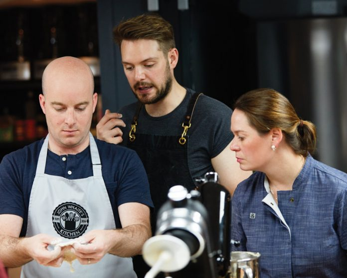 John Whaite's Kitchen Cookery School