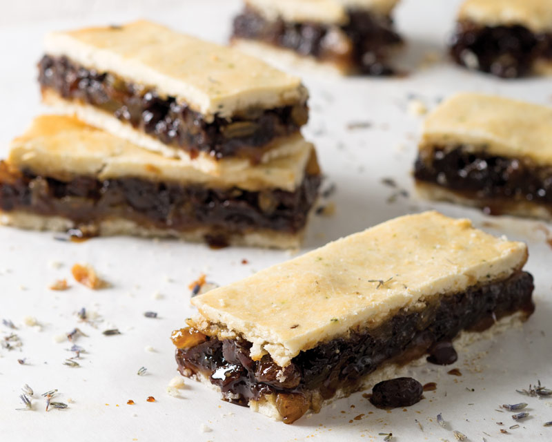 Scottish Fruit Slice Bars