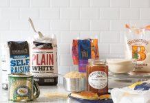 Bake Like a Brit Ingredients