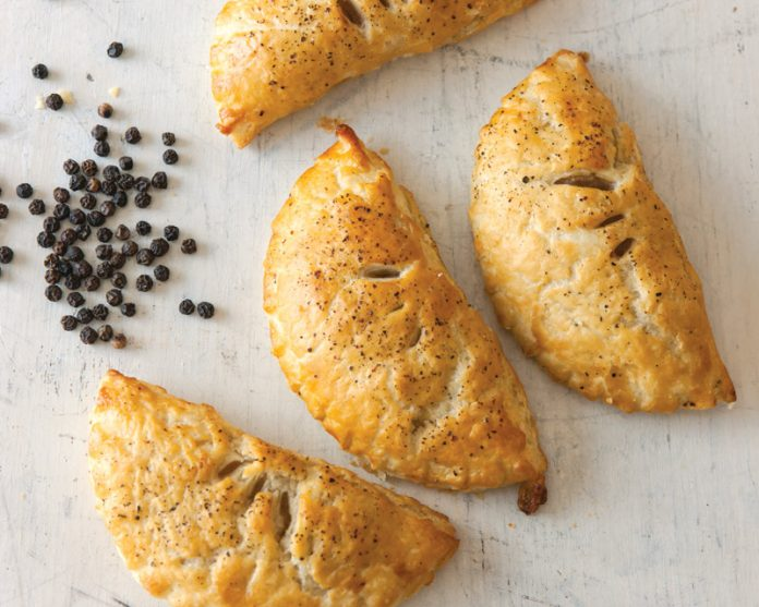 Dried Apple Hand Pies