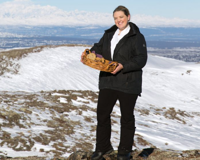 Alaskan Cuisine with Mandy Dixon