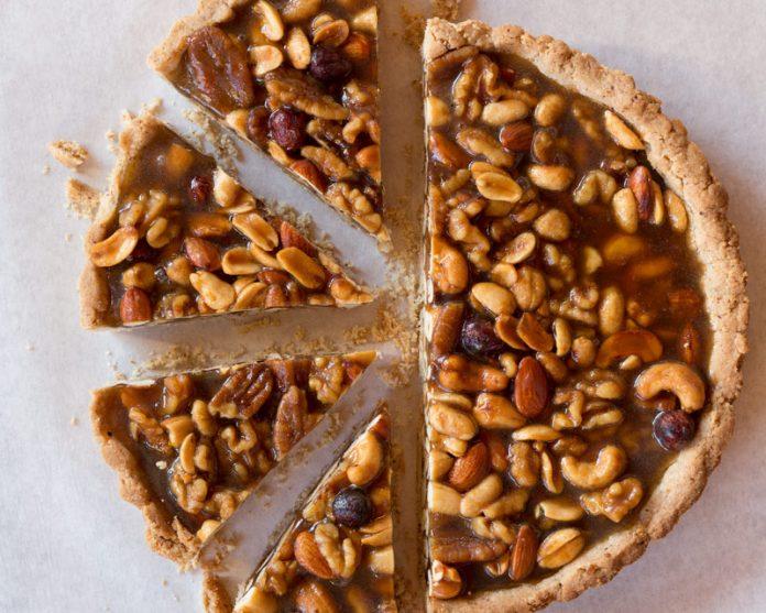 Honey and Nut Orange Tarts