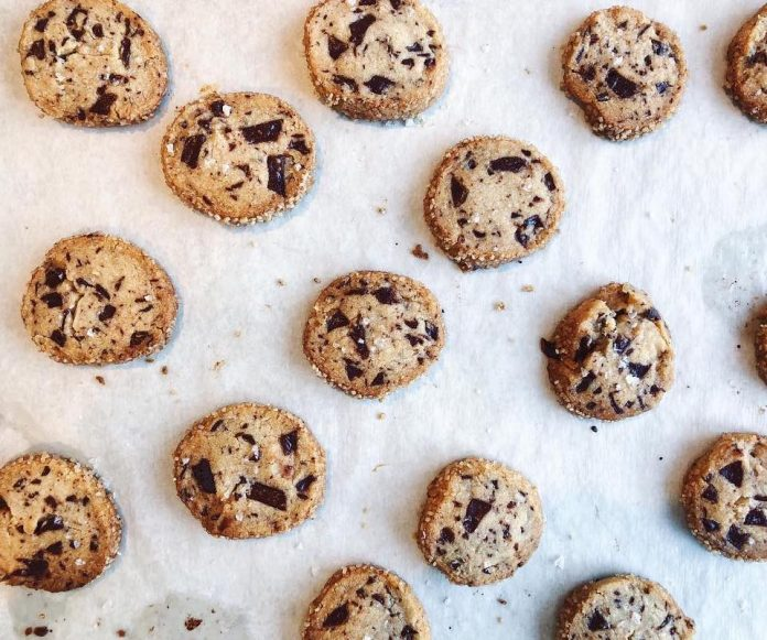 Alison Roman Shortbread Cookies
