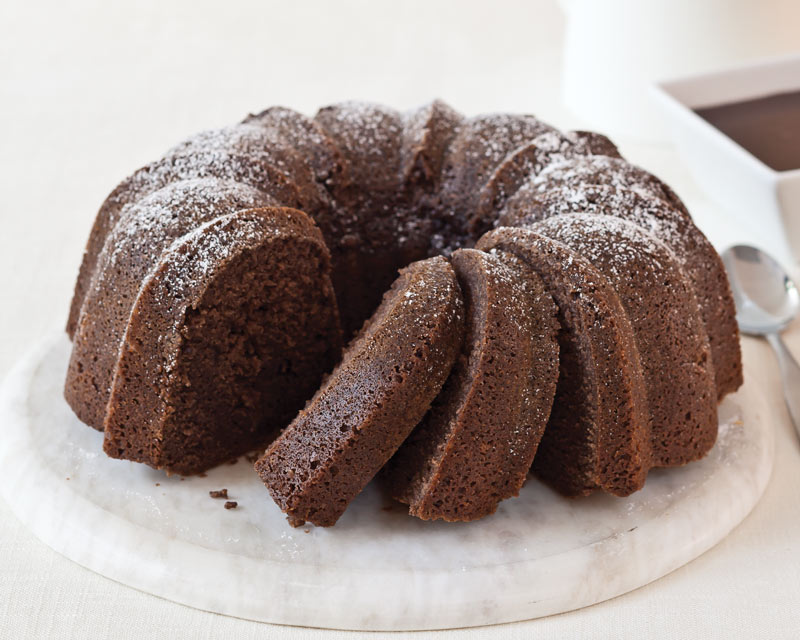 Heirloom Pound Cake Recipe