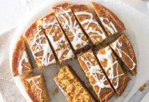 Ginger Chai Carrot Cake