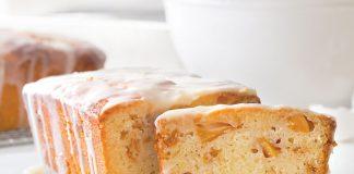 One Bowl Stone Fruit Yogurt Bread