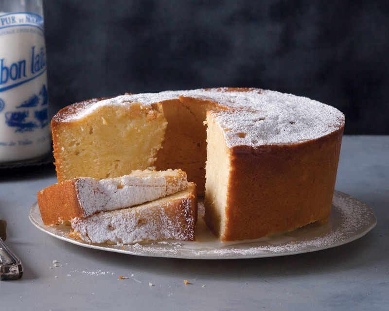 National Pound Cake Day