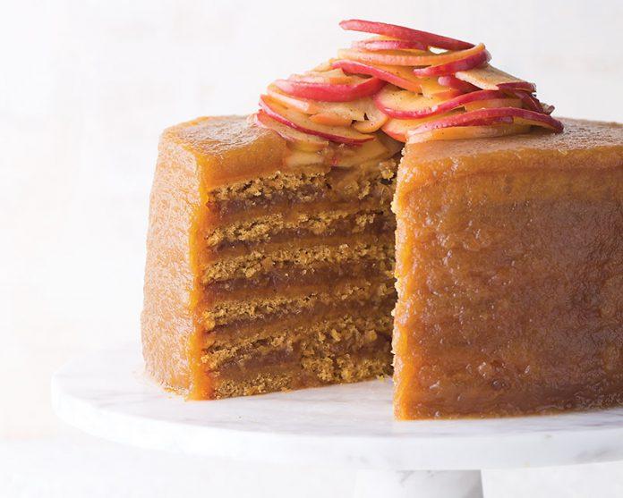 Apple Butter Bake From Scratch