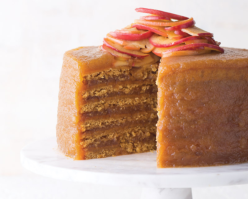 Cake Recipes With Dried Apples