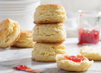 Roll-out Biscuits