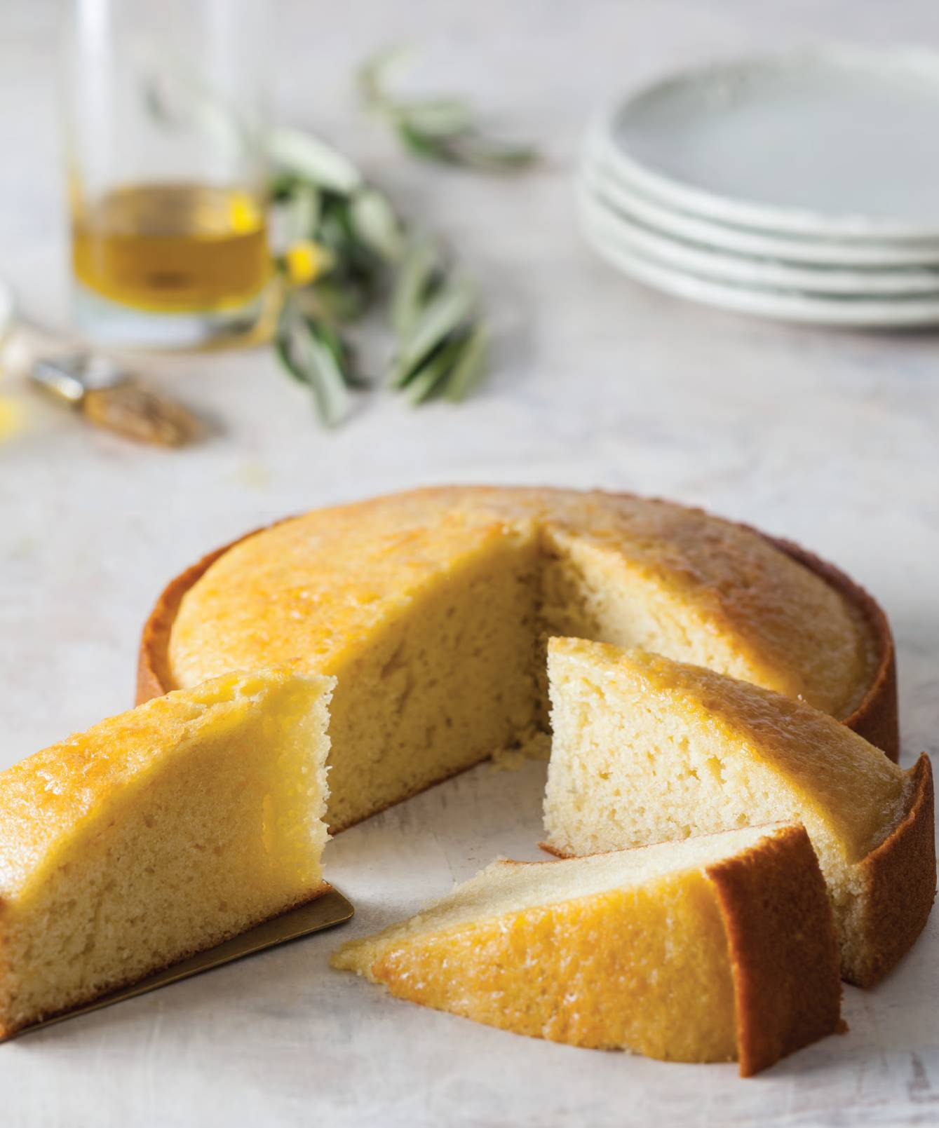 Classic Olive Oil Cake Bake From Scratch