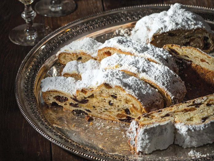 Traditional Stollen Bake From Scratch