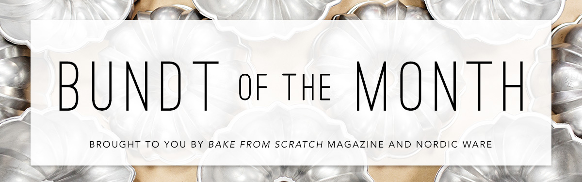 Bundt of the Month