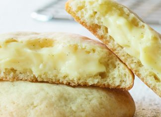 Creme Basque Cookies