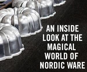 Inside Look: Nordic Ware