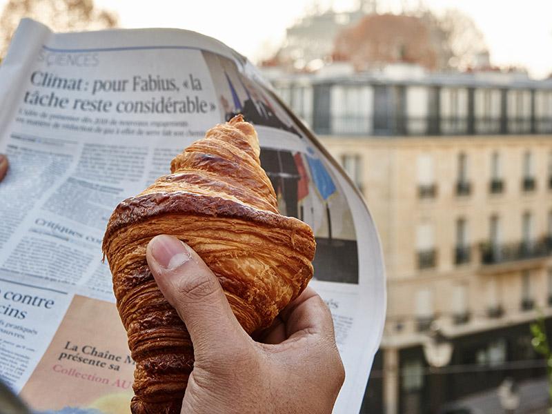 Paris Baking Retreat