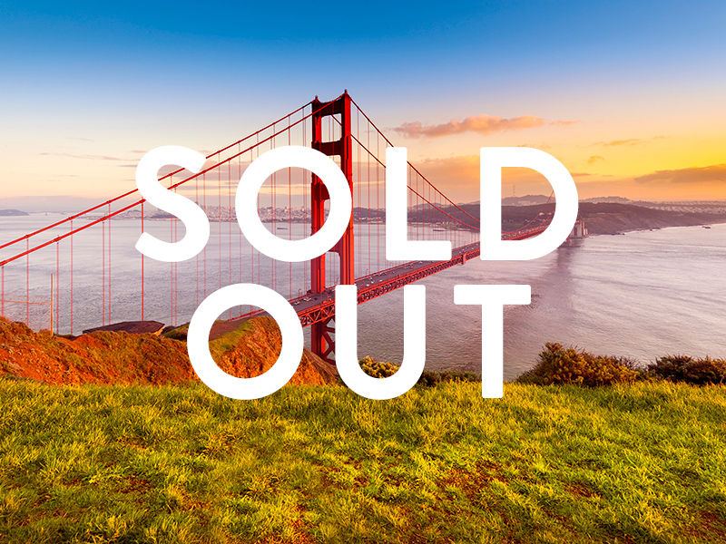 SAN FRAN SOLD OUT