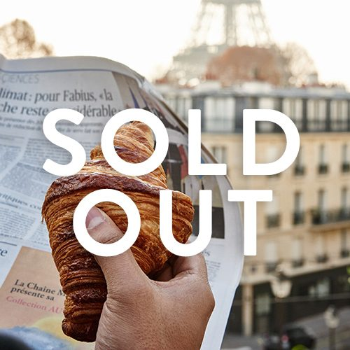 Paris Baking Retreat - SOLD OUT