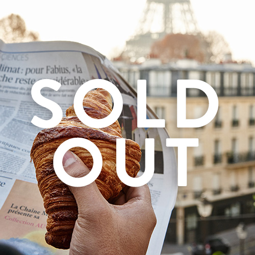 France Baking Retreat - SOLD OUT