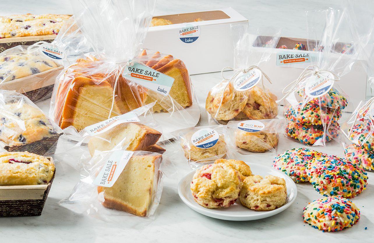 Bake from Scratch Bake Sale