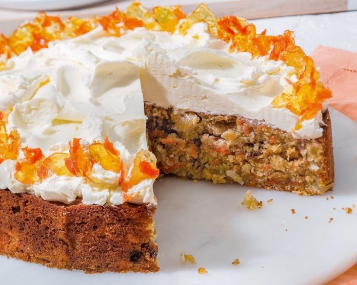 Tropical Carrot Cake Bake From Scratch