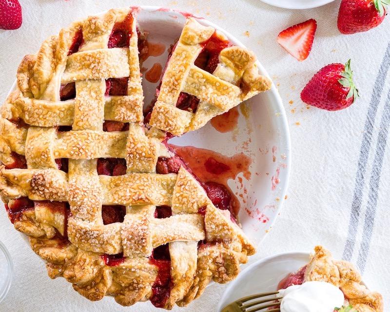 Última Viva: Assar com frutas de verão 11