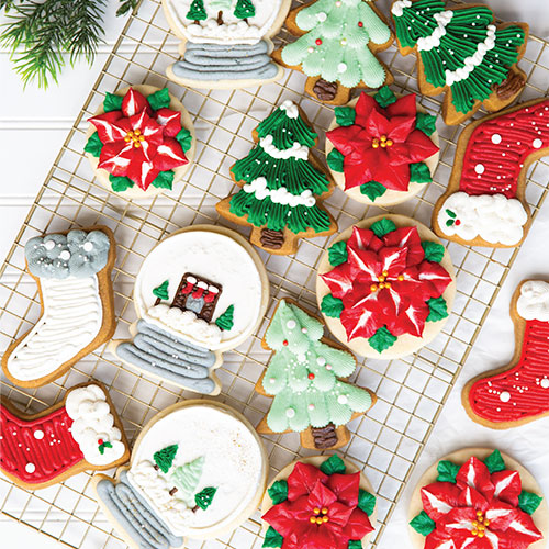 Holiday Cookies 2020 Bake From Scratch