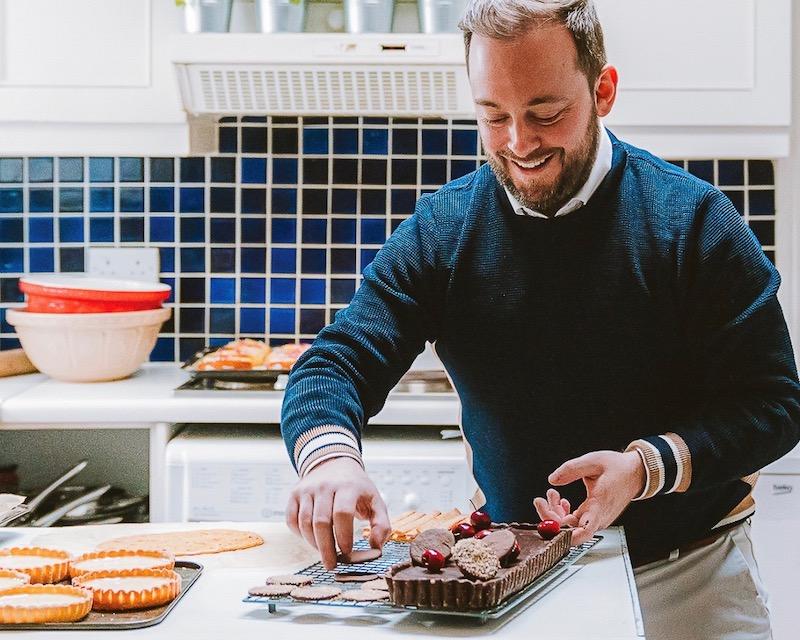 Na cozinha com Shane Smith 2