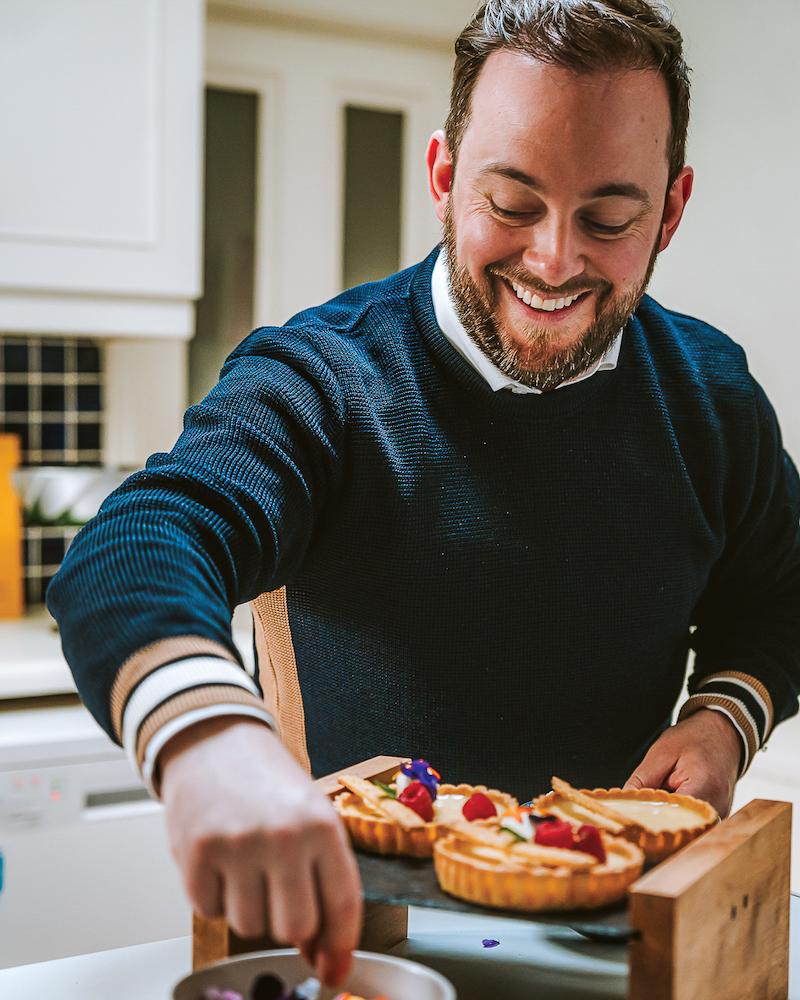 Na cozinha com Shane Smith 3