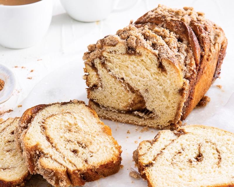 Chai Streusel Babka - Bake from Scratch 2