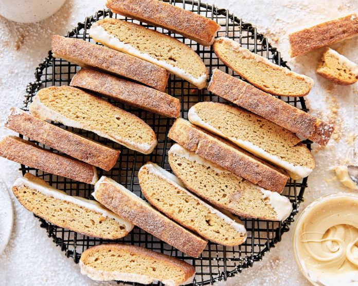 Snickerdoodle Biscotti - Bake from Scratch 2