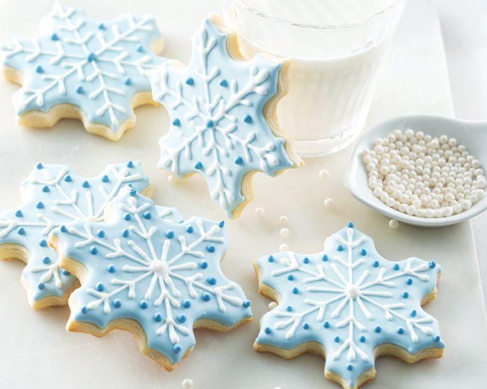12 dias de brindes de biscoitos de férias! 5