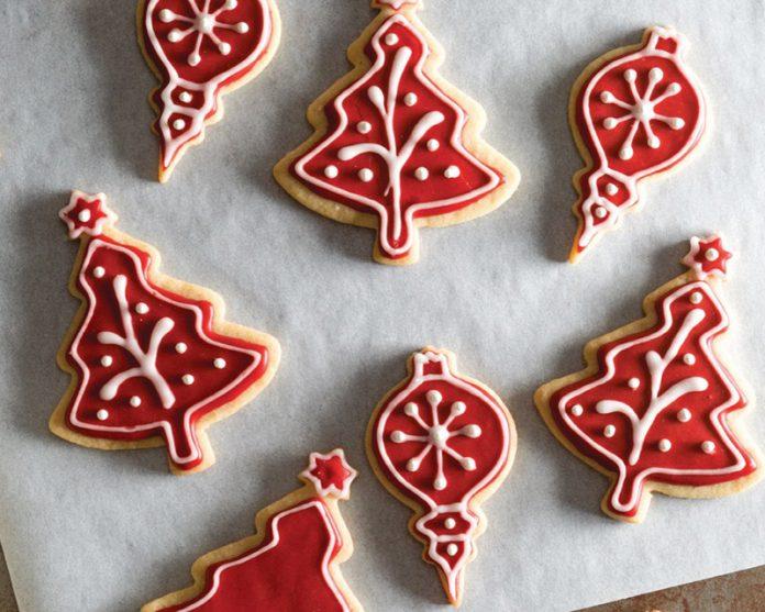 12 dias de brindes de biscoitos de férias! 6