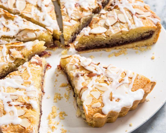 Bakewell tart